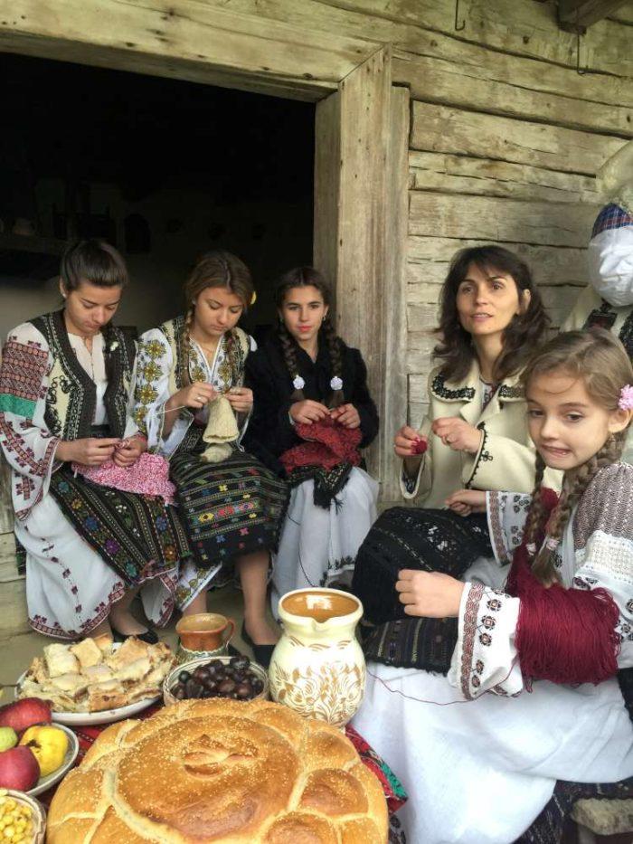 Ia autentică românească
